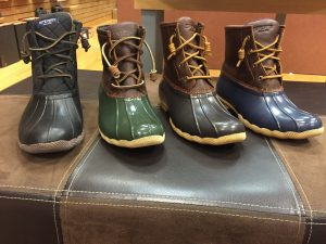 Sperry Boots for men