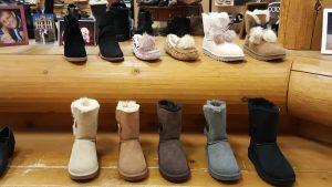 Uggs at David Parker Shoes