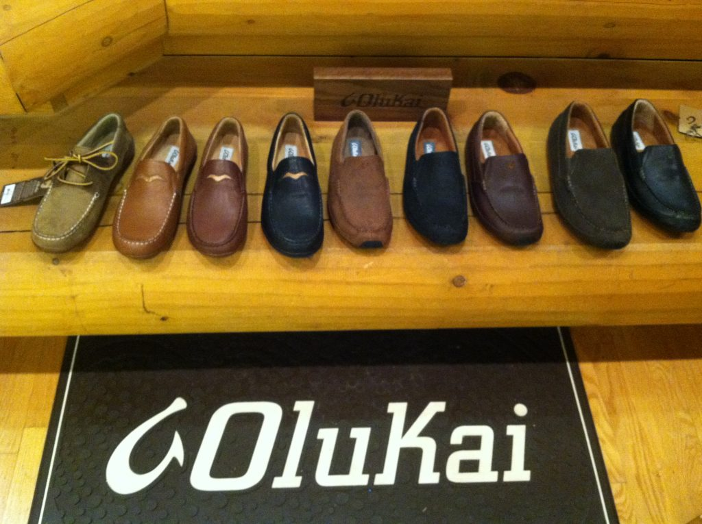The perfect holiday gift- Olukai shoes