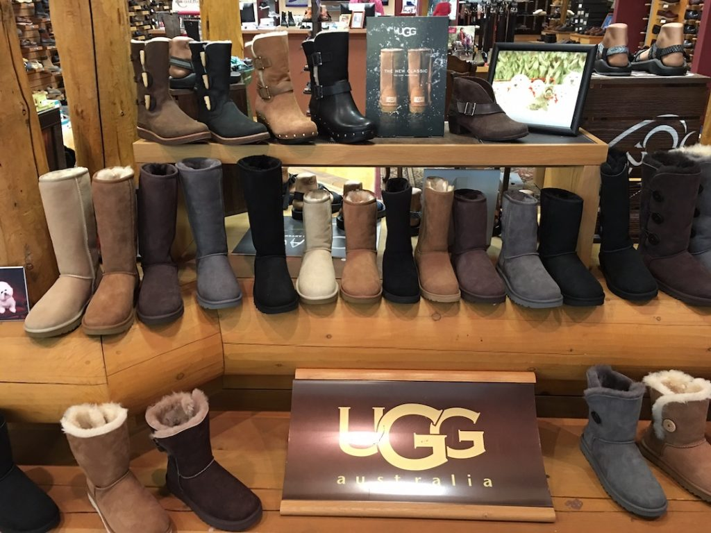 The perfect holiday gift- Ugg boots