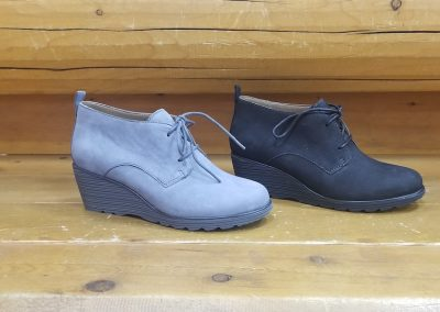 Cadee in Grey and black nubuck for $170-2